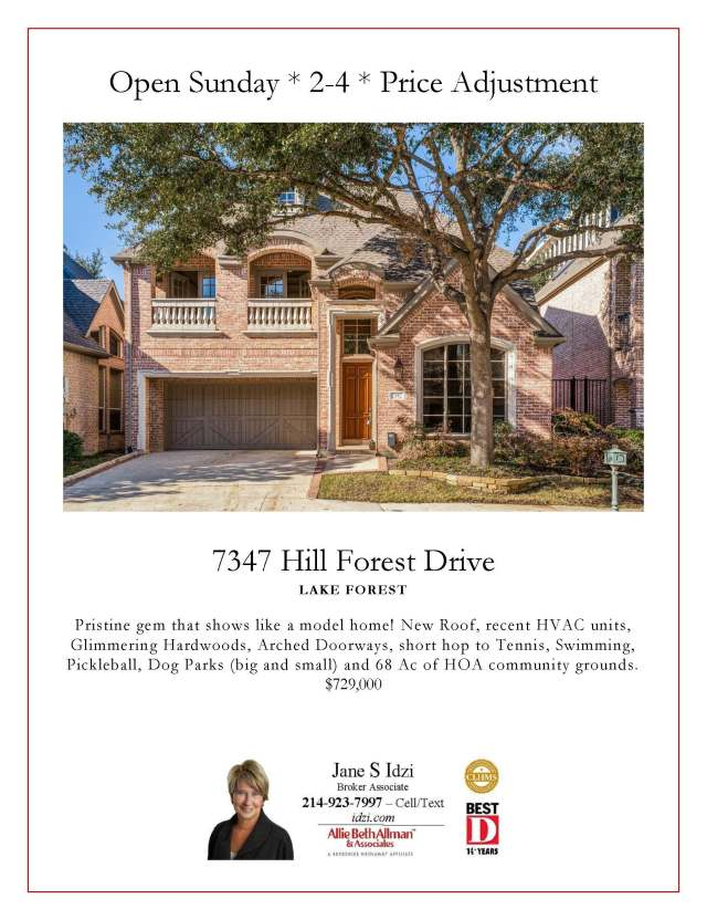 1-home open house
