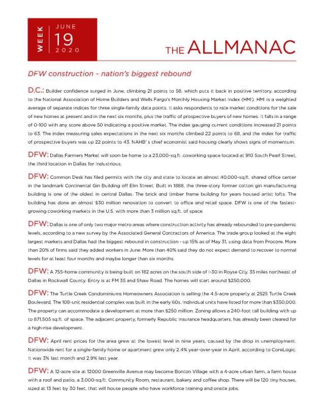 06-19-20 Allmanac